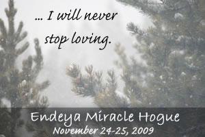Endeya Hogue